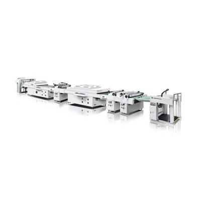 HC-1200S全自动全面上光机