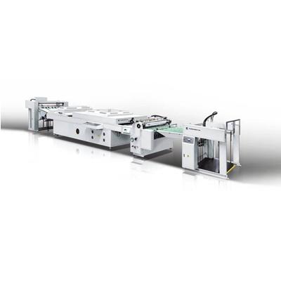 HC-1200Y全自动全面上光机