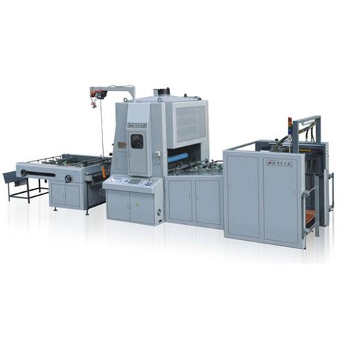 BLFM-1100型立式半自动覆膜机(水、油、预涂膜)